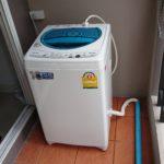 洗濯機設置 配線工事